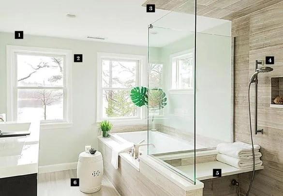 Designing A Spa-like Bathroom
